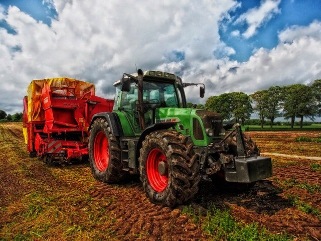 Five New Technologies To Help With The Future of Farming